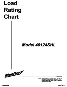 40124SHL LOAD CHART-4004 - copie